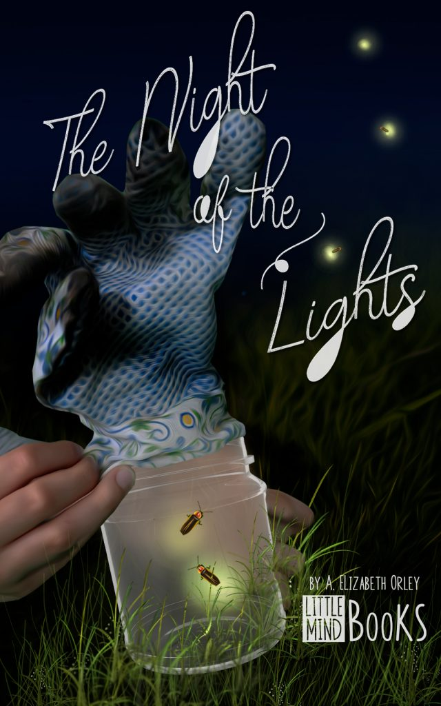 The Night of the Lights, children's book by Elizabeth Orley