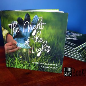 The Night of the Lights Hardcover Book